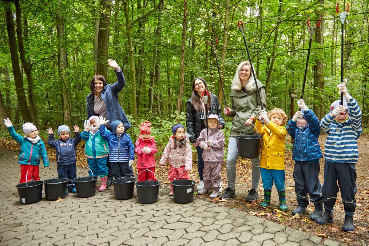 Sauberhafter Kindertag 2020 Bad Soden