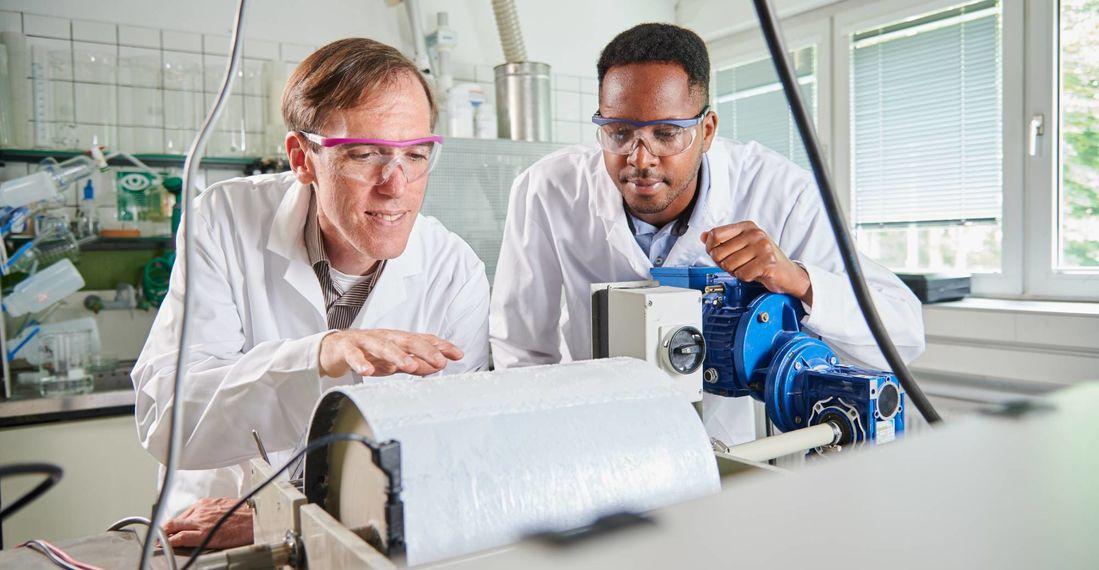 Verfahrenstechnik im Labor
